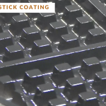 PTFE non -stick coating process