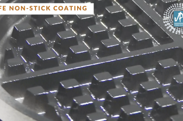 PTFE non -stick coating process
